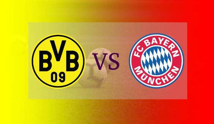 Hasil DFL Supercup 2021 : Borussia Dortmund 1-3 Bayern Munchen