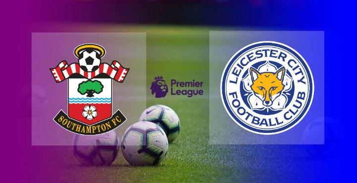 Hasil Southampton vs Leicester City