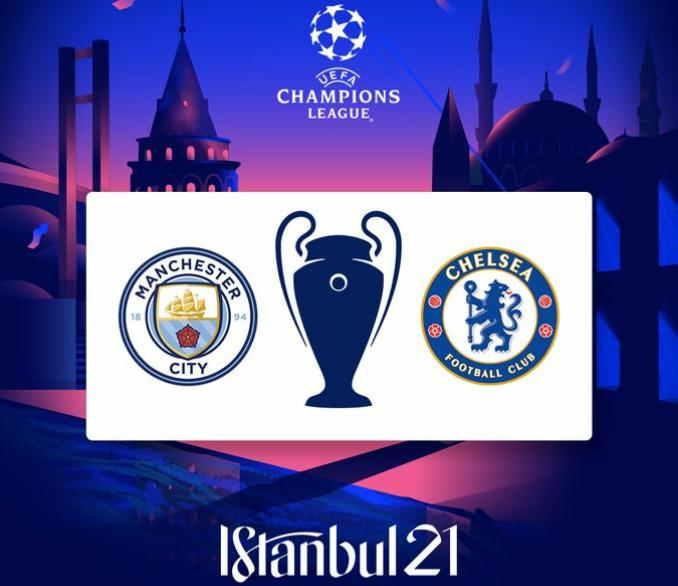 Jadwal Final UCL City vs Chelsea