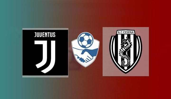 Hasil Juventus vs Cesena Skor AKhir 3-1   Friendly Match 2021