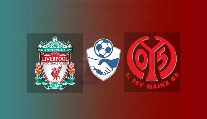 Hasil Liverpool vs Mainz