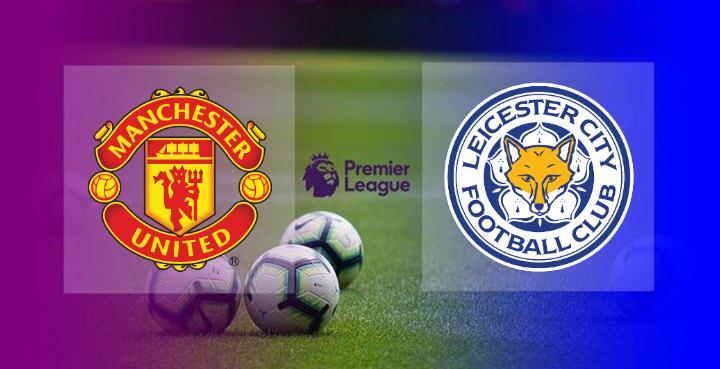 Hasil MU vs Leicester City Pekan 36