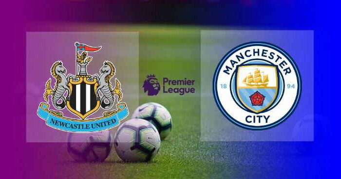 Hasil Newcastle United vs Manchester City