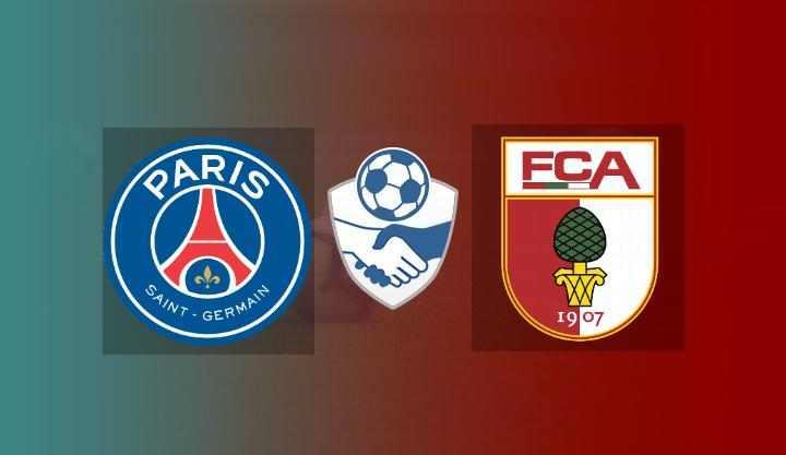 Hasil PSG vs Augsburg Skor Akhir 2-1 | Friendly Match 2021