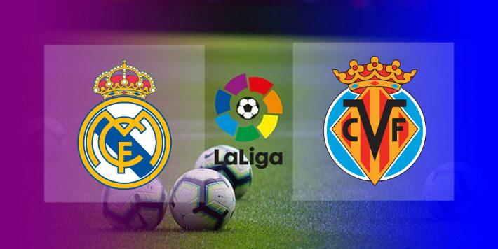 Live Streaming Real Madrid vs Villarreal
