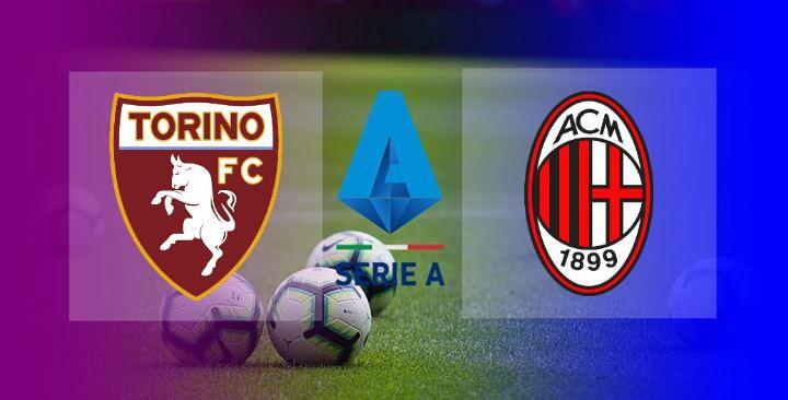 Hasil Torino vs AC Milan