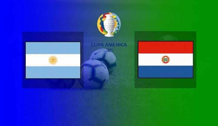 Hasil Argentina vs Paraguay