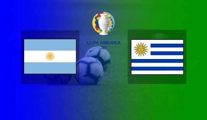 Hasil Argentina vs Uruguay