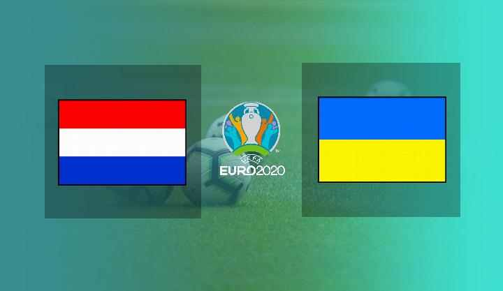 Hasil Belanda vs Ukraina