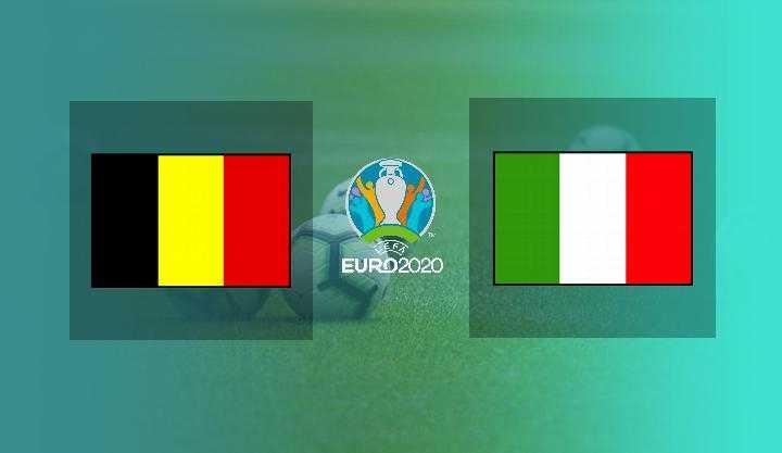Hasil Belgia vs Italia di Perempat Final EURO 2020 Skor Akhir 1-2 | Italia Bertemu Spanyol di Semifinal