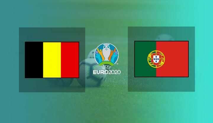 Hasil Belgia vs Portugal babak 16 Besar tadi malam