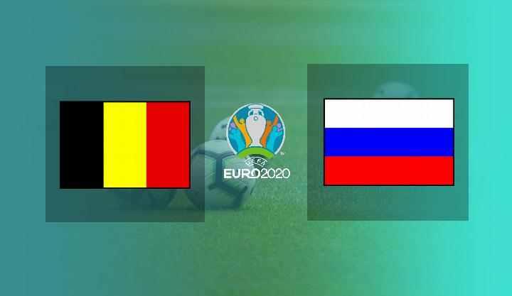 Hasil Belgia vs Russia