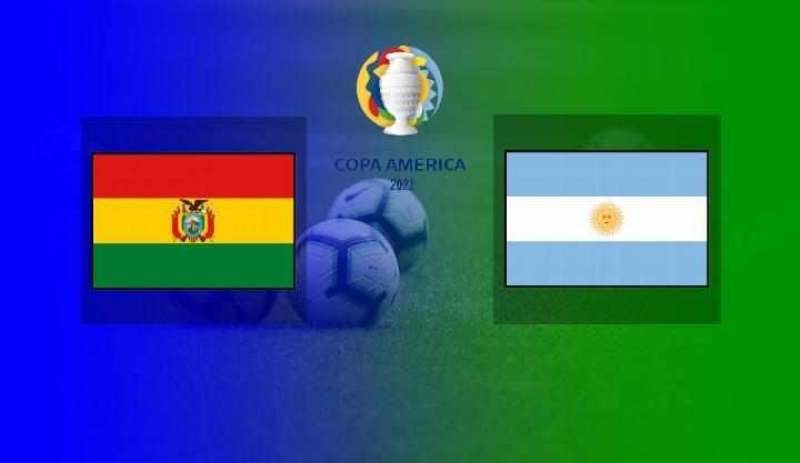 Hasil Bolivia vs Argetina