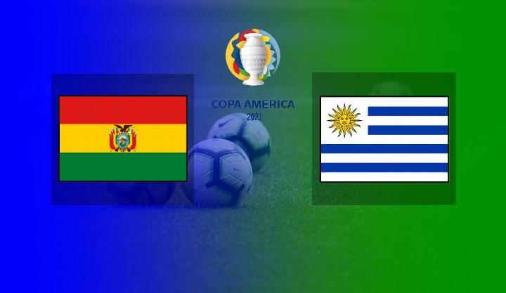 Hasil Bolivia vs Uruguay