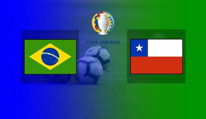 Hasil Brasil vs Chile Perempat Final Copa America 2021 Skor Akhir 1-0