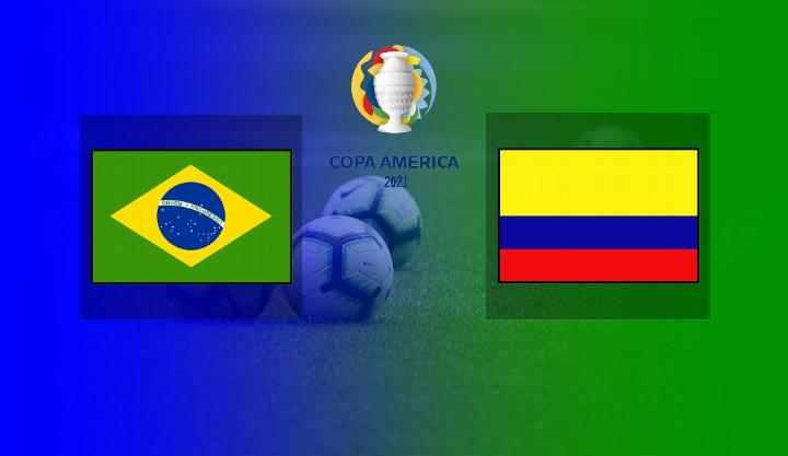 Live Streaming Brazil vs Kolombia Copa Amerika 2021 di Indosiar