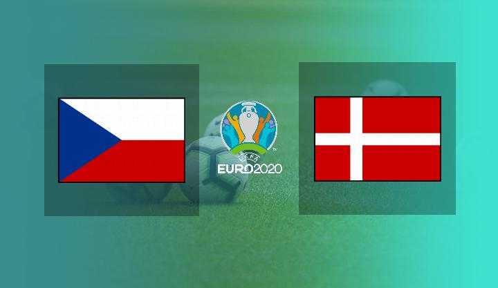 Hasil Ceko vs Denmark di Perempat Final EURO 2020 Skor Akhir 1-2 | Denmark ke Semifinal