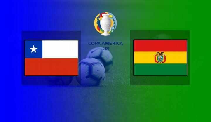 Hasil Chile vs Bolivia