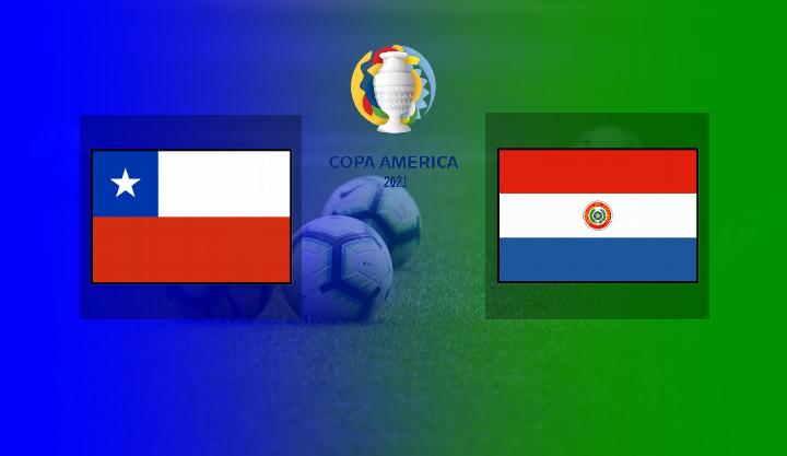 Hasil Chile vs Paraguay