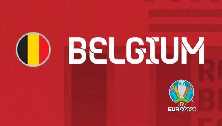 Daftar Squad Belgia di Euro 2020