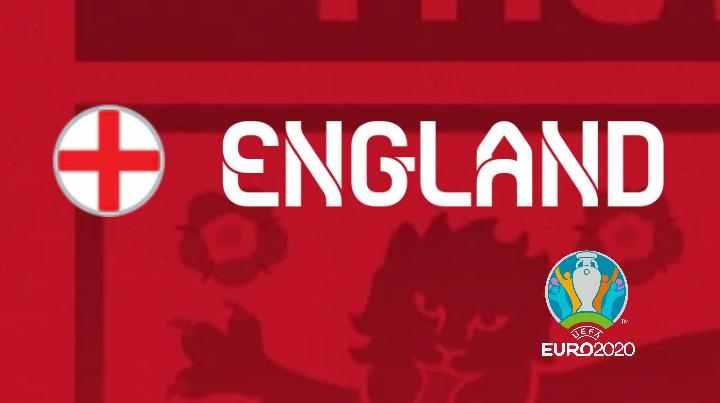Daftar Squad Inggris di Euro 2020