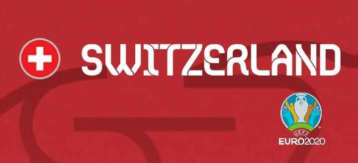 Daftar Squad Swiss di Euro 2020