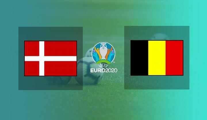 Hasil Denmark vs Belgia