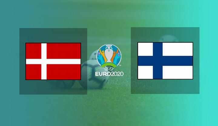 Hasil Denmark vs Finlandia