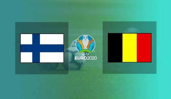 Hasil Finlandia vs Belgia