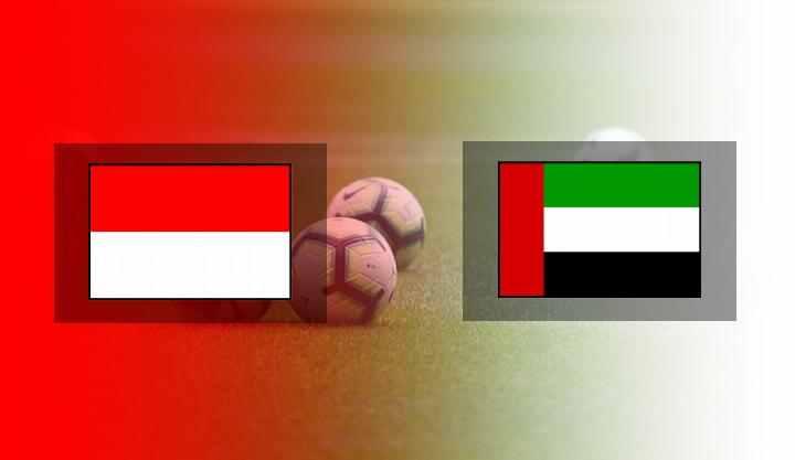 Hasil Indonesia vs UAE