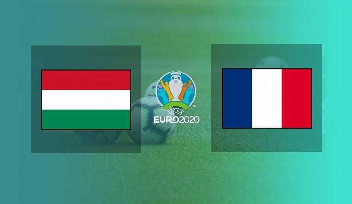 Hasil Hungaria vs Perancis