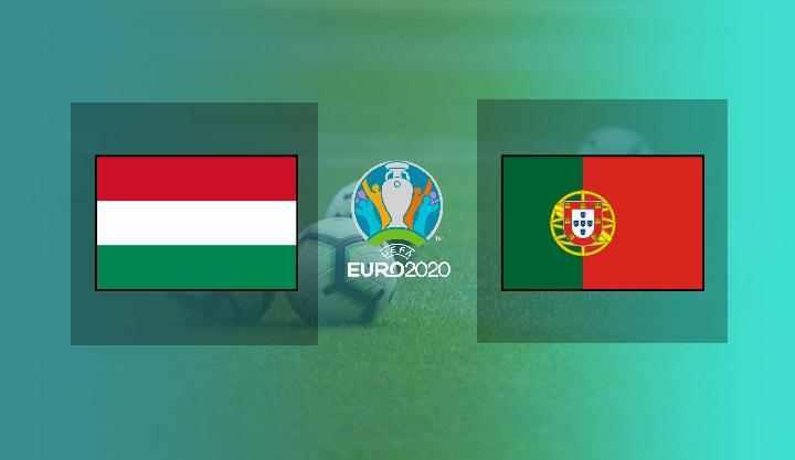 Hasil Hungaria vs Portugalb Tadi Malam 15 Juni 2021