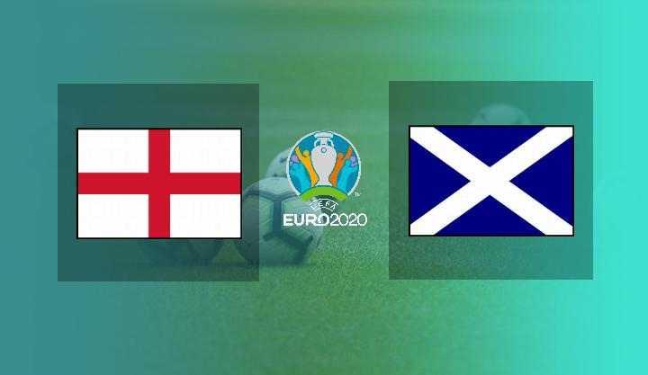 Hasil Inggris vs Skotlandia