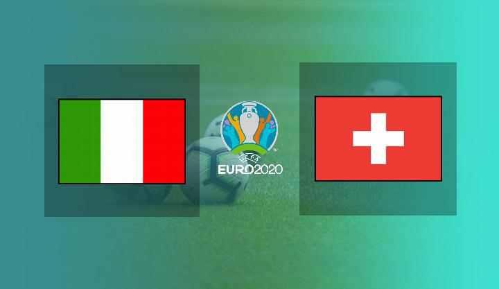 Hasil Italia vs Swiss
