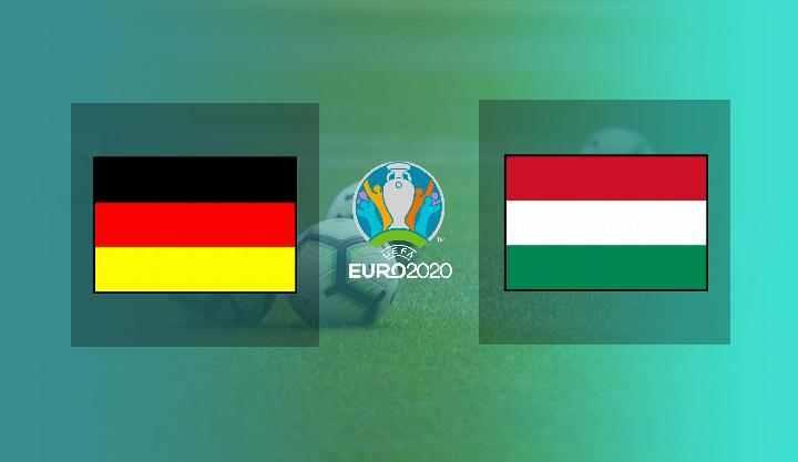 Hasil Jerman vs Hungaria