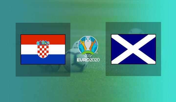 Kroasia vs Skotlandia HEadt to Head, Prediksi Susunan Pemain dan Live Streaming