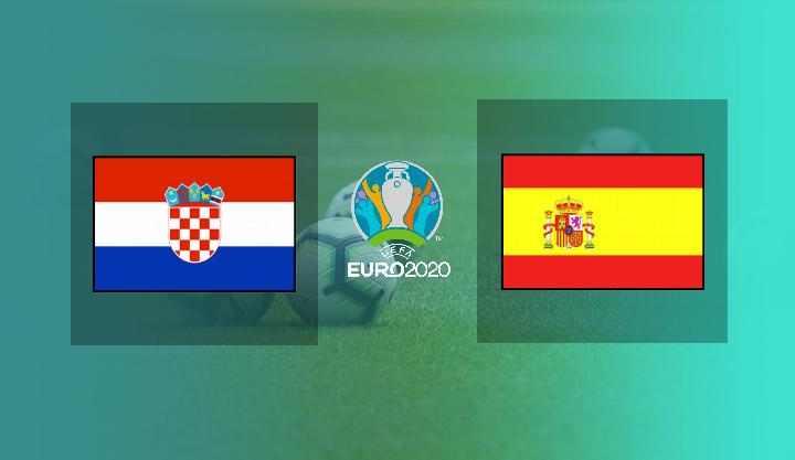 Hasil Kroasia vs Spanyol tadi malam