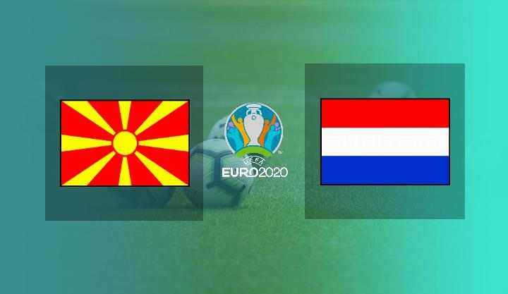Hasil Makedonia Utara vs Belanda