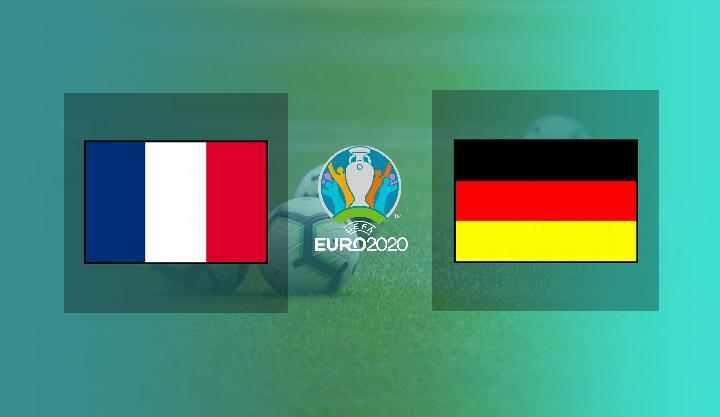 Hasil Perancis vs Jerman