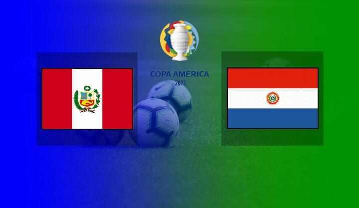 Hasil Peru vs Paraguay Quarter Final Copa America 2021 Skor Akhir 4-3 Penalti