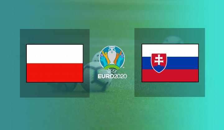 Hasil Polandia vs Slowakia