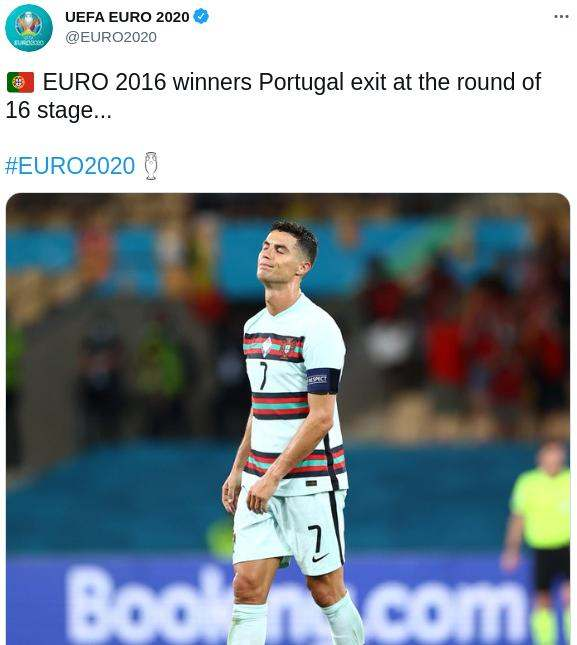 Portugal Gagal Ke Perempat Final