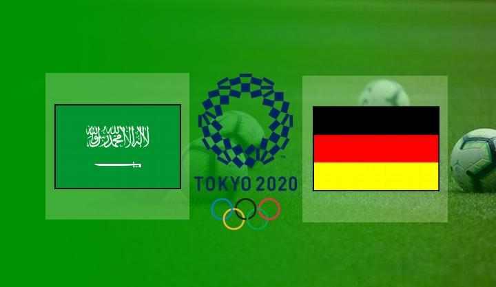 Hasil Saudi Arabia vs Jerman Skor Akhir 2-3   Olimpiade Tokyo 2020
