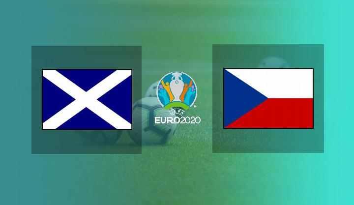 Hasil Skotlandia vs Ceko