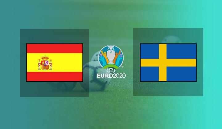 Hasil Spanyol vs Swedia