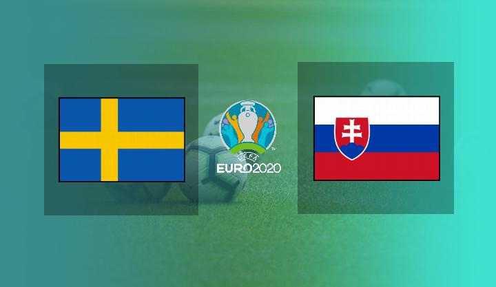 Hasil Swedia vs Slowakia