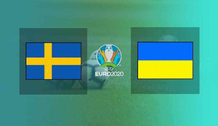 Hasil Swedia vs Ukraina