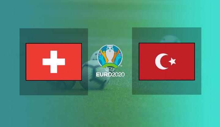 Hasil Swiss vs Turki