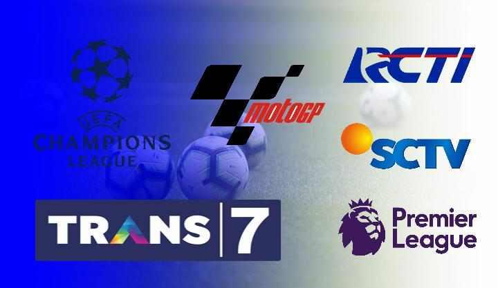 TVball7 TVbersama LIve Streaming Bola, TV Online dan MotoGP