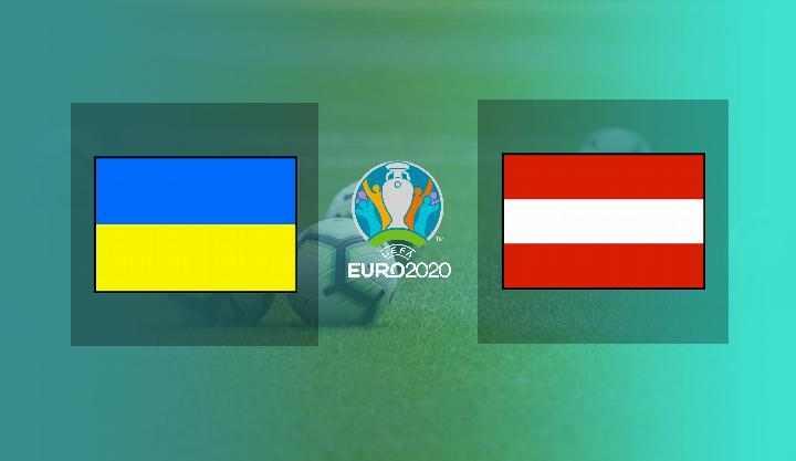 Hasil Ukraina vs Austria